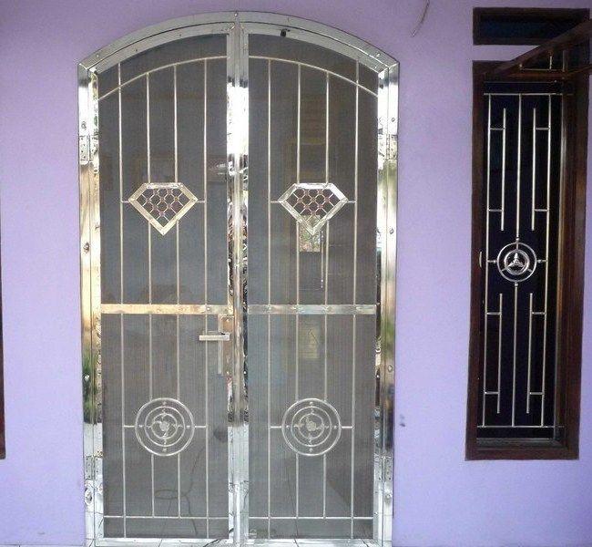 Model Teralis Jendela Dan Pintu Minimalis Dengan Desain Modern