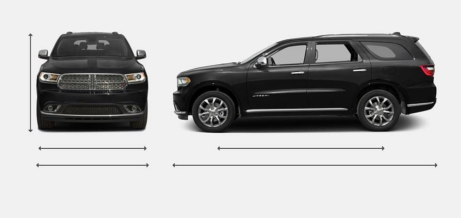 Dodge Durango Dimensions All You Need To Know About Dodge Durango Dimensions In 2021 Dodge Durango Ford Expedition Chevy Tahoe