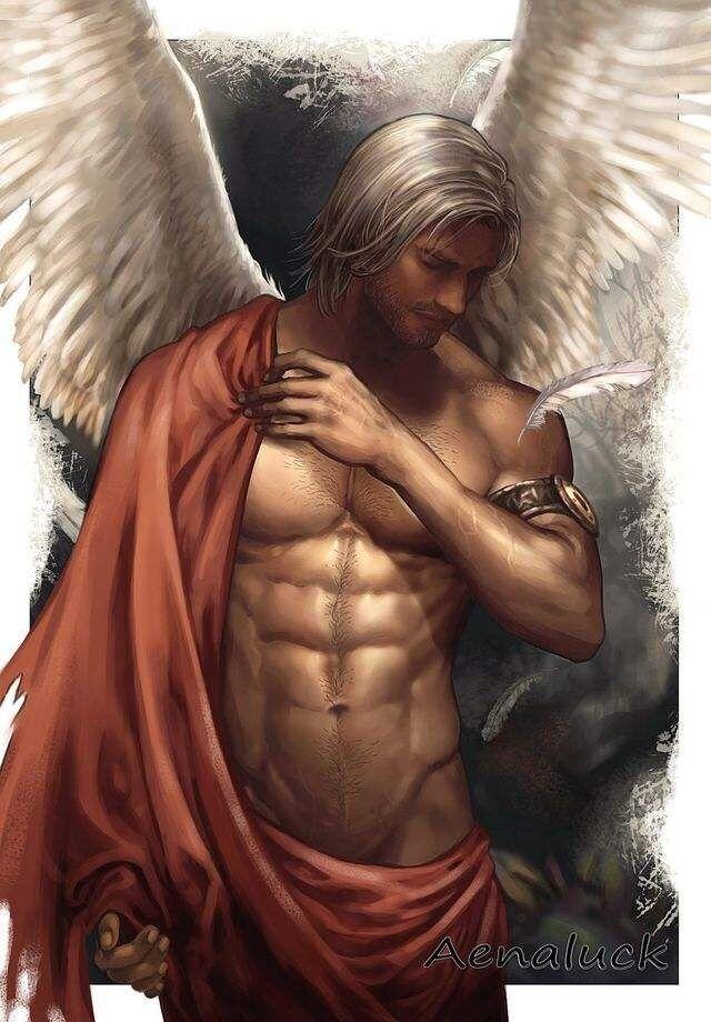 Картинки ангелов для мужчин