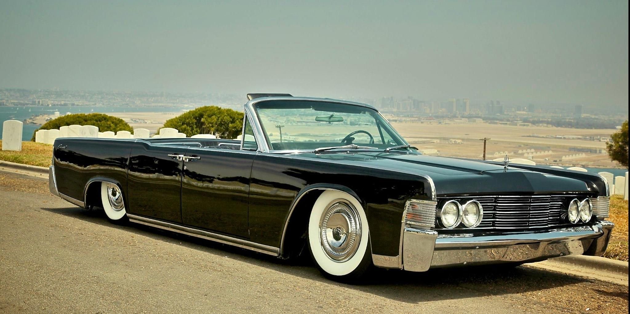19suicide65 s 1965 lincoln continental in san diego