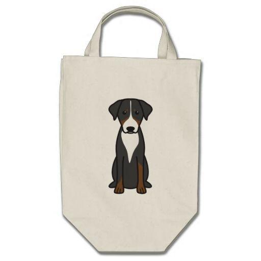 Appenzeller Sennenhund Tote Bag Zazzle Com Sennenhund
