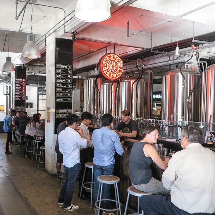 From botanicalinfused beers at arts district brewing to