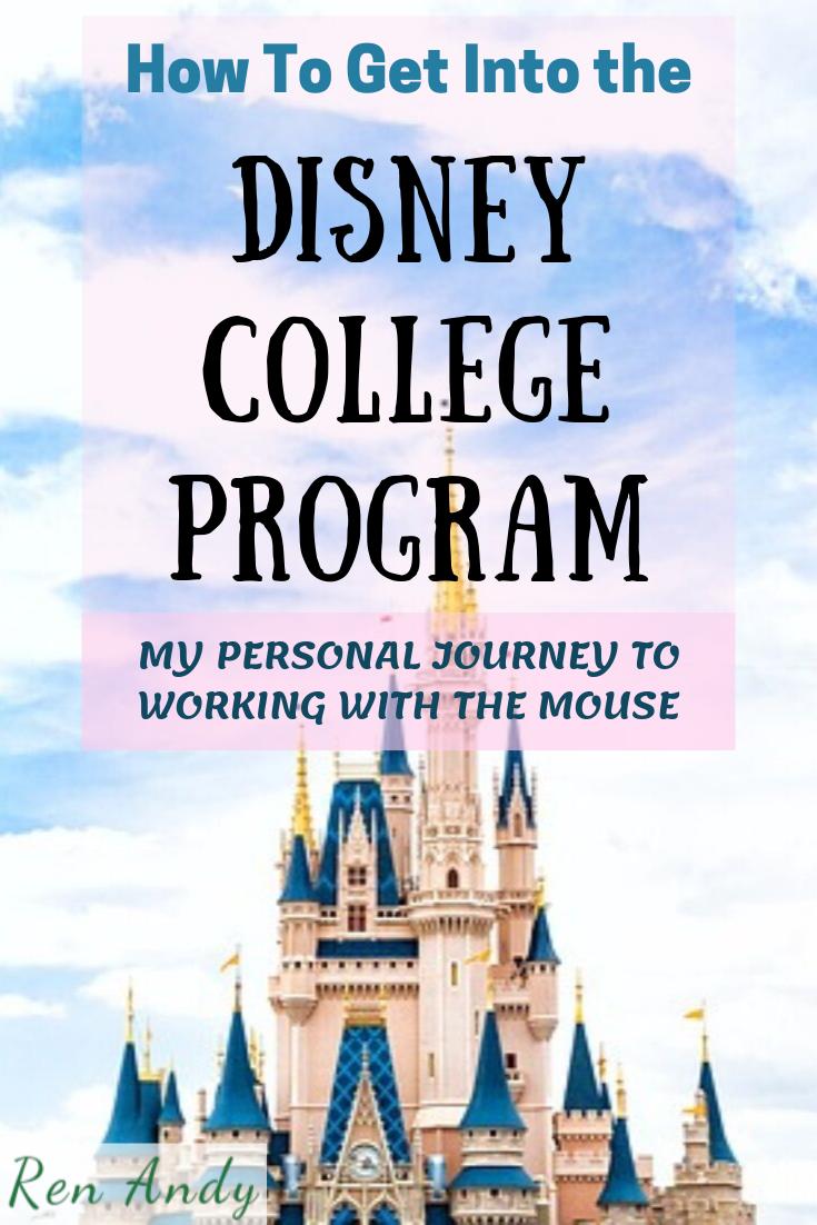 69294acb4c25311328becfca95b5fdd0 - Disney College Program Spring 2018 Application