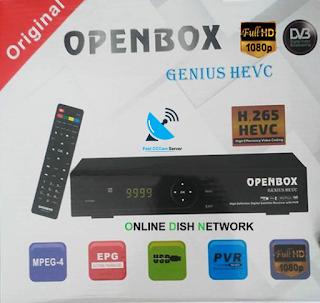 Openbox_genius_hevic v8 09 1507g 4m Scb3 New Sony Ok