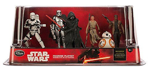 Star Wars The Force Awakens Figurine Playset https://t.co/8h5vZrXyOB #StarWars #TheForceAwakens https://t.co/8oD541K84q