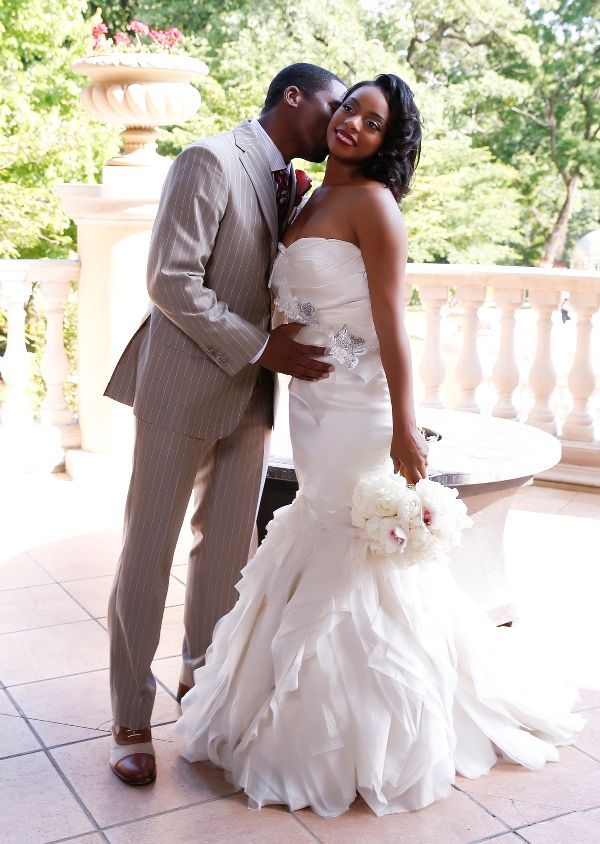 Gold, Ivory and Red Wedding by Keith Cephus Photography: Jamila and ...