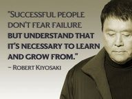 Robert Kiyosaki Success Picture Quote