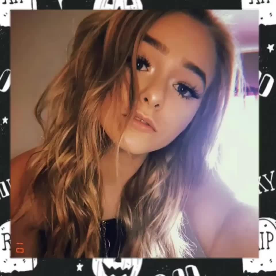 Zoe Laverne Edit Tiktok Global Video Community Long Hair