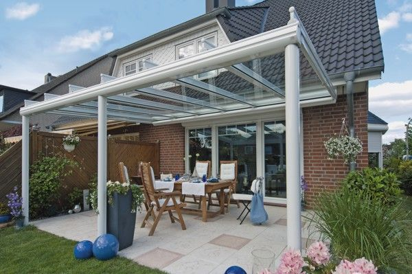 Terrazza Glass Verandas From Samson Awnings And Terrace