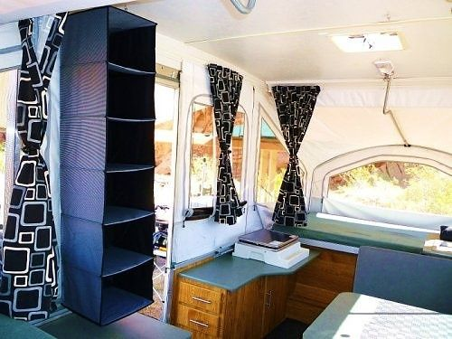 Pop Up Camper Decorating Ideas Found On Popupportal Com Pop Up