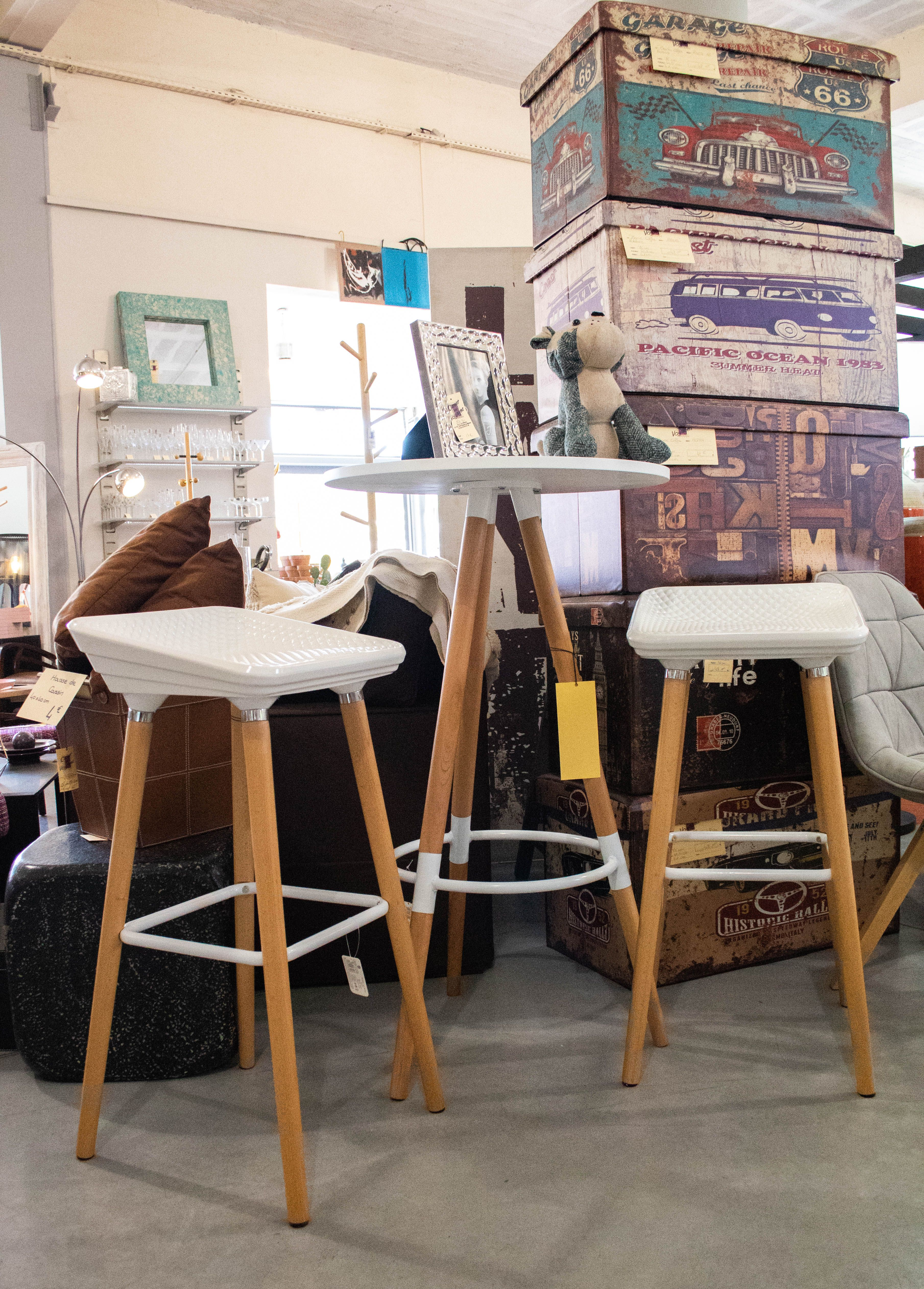 Table et chaise bar #deco #décoration #home #maison   Table