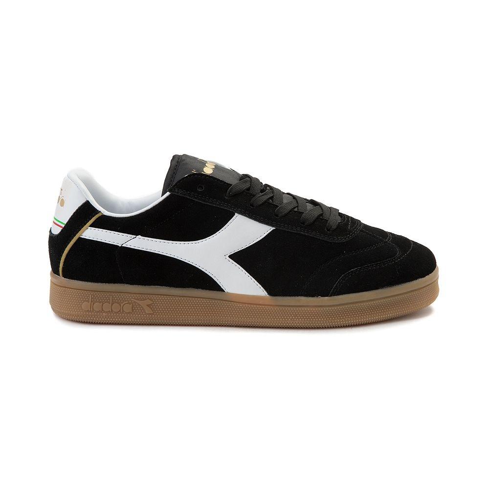 33c343bec4ccb Mens Diadora Kick Athletic Shoe - Black/White/Gum - 425000 ...