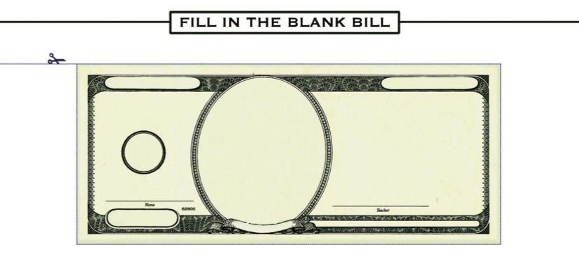 Assignment 1: LASA 2 Write Your Own Bill Scenario: You are a newly elected M