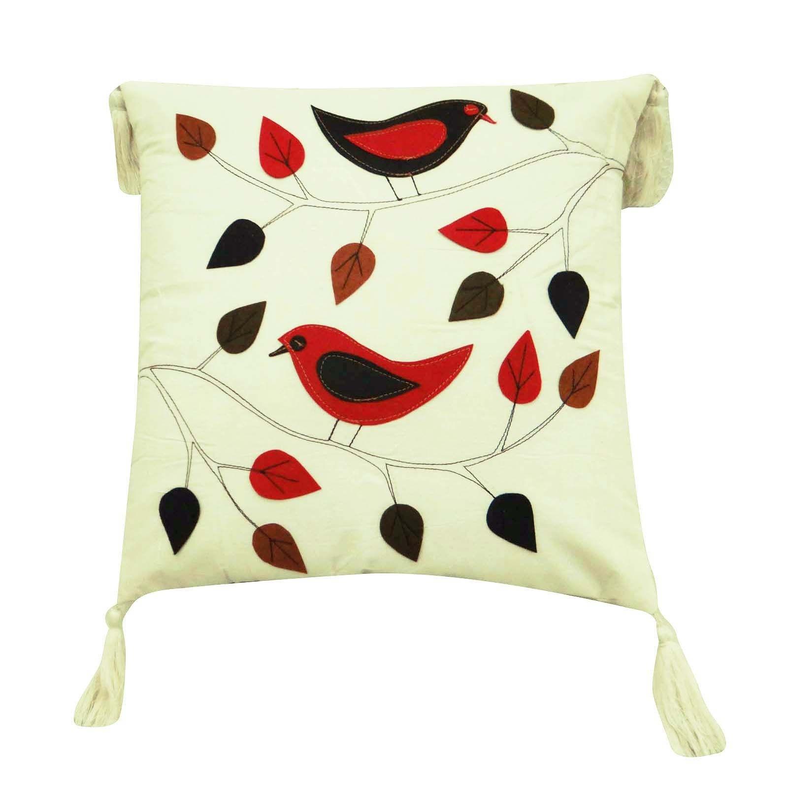 Bird pillows cojines pinterest pillows bird and patchwork pillow