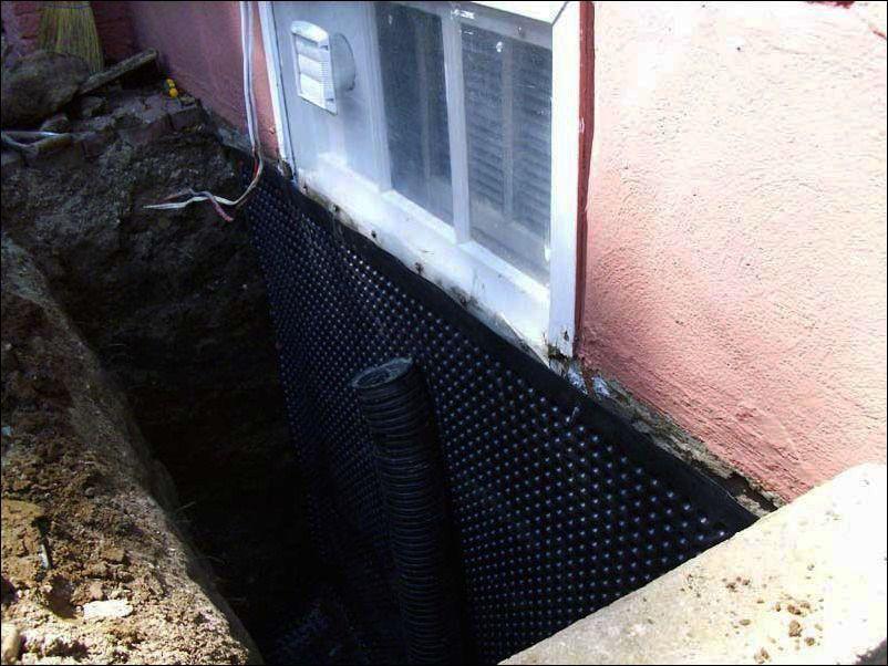 Waterproofing Basements Waterproofing basement, Basement