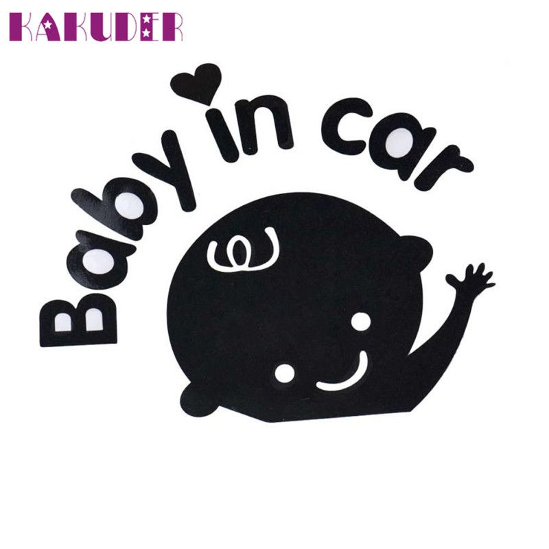 Baby On Board Safety Sign Decal Sticker Car Truck Window