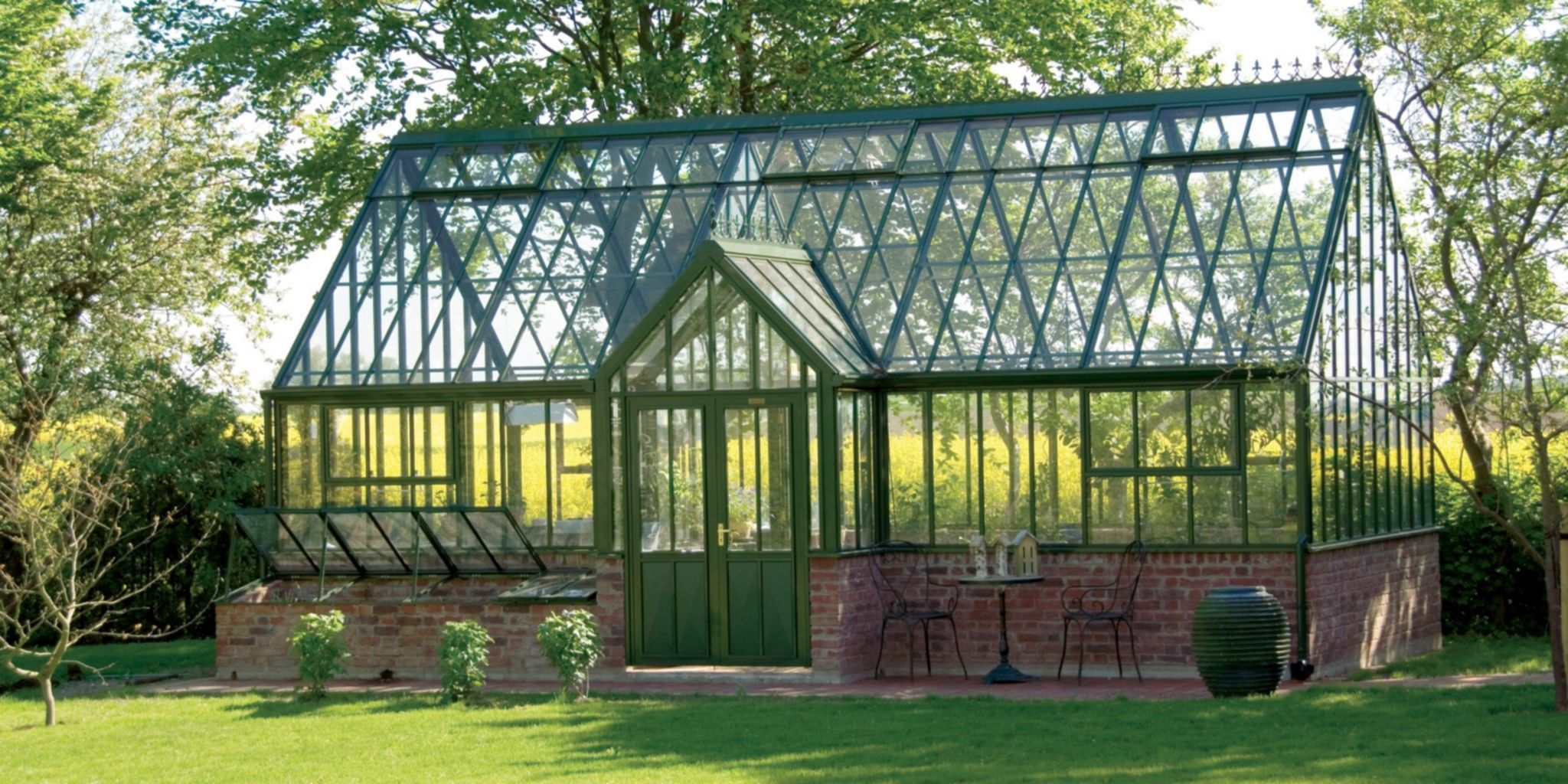 Best and wonderful 15 victorian greenhouse design ideas