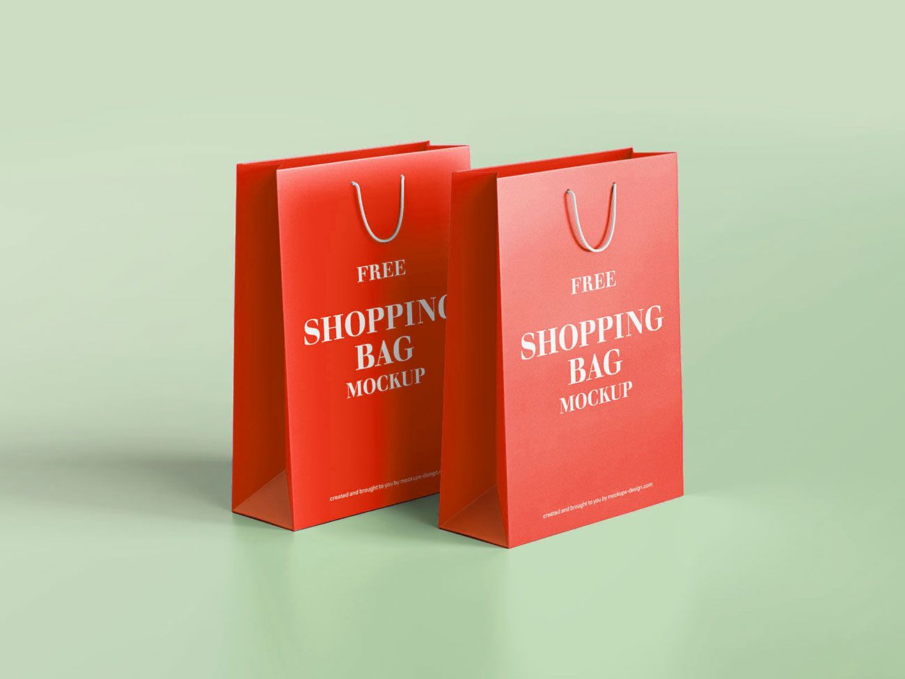 Download Free Thick Matte Finish Rich Quality Paper Shopping Bag Mockup In 2020 Bag Mockup Free Packaging Mockup Paper Shopping Bag