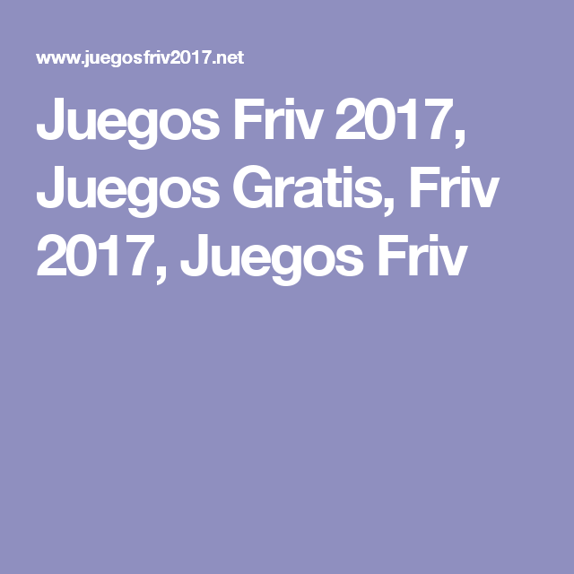 Juegos Friv 2017 Juegos Gratis Friv 2017 Juegos Friv Nora