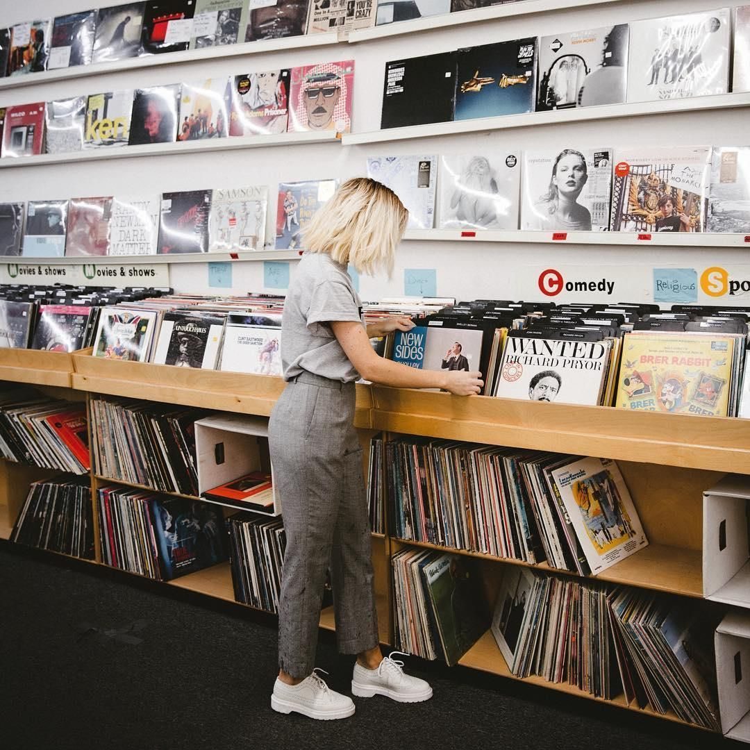 Dr martens record collector take your docs vinyl
