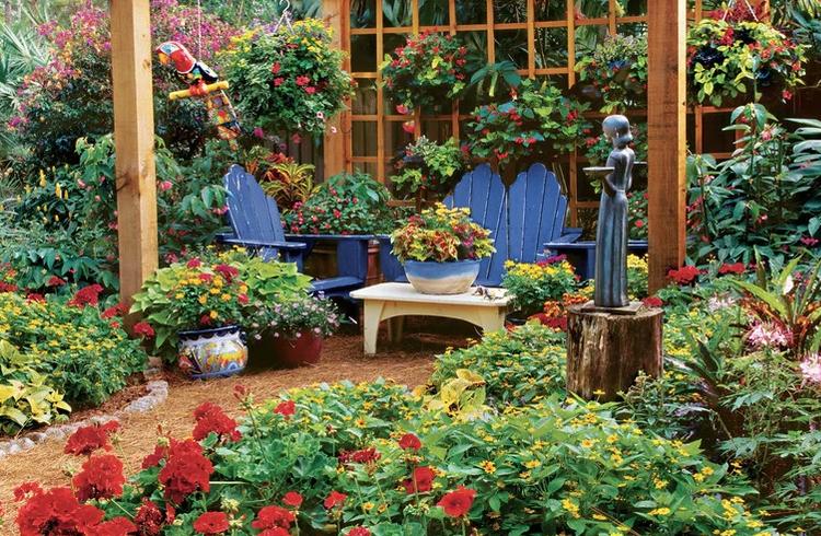Bepflanzte Blumenkübel große blumenkübel bepflanzen 60 ideen bilder und vorschläge