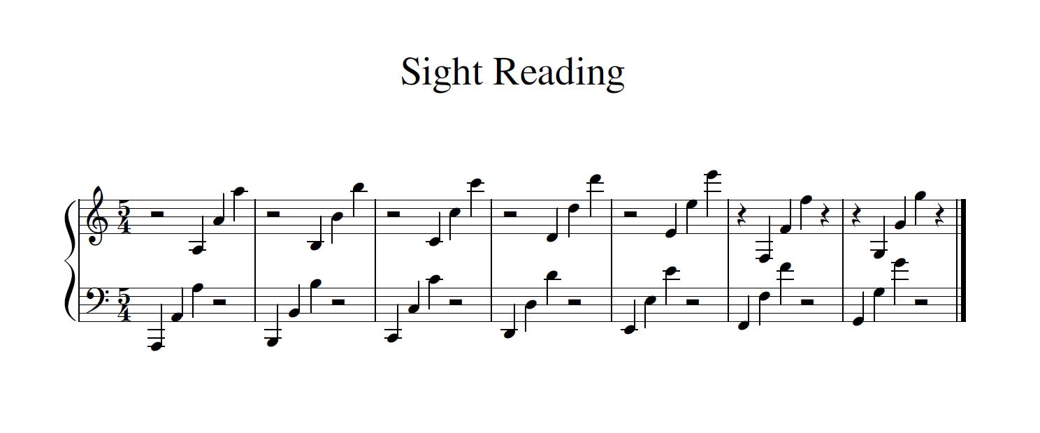 Pin By Rabia On Music Theory Piano Music Theory Piano Music Theory Reading Sight read piano score