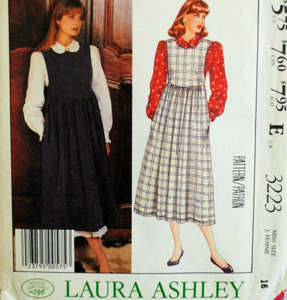 Misses Laura Ashley Pullover Button Ruffle Peter Pan Collar Blouse ...