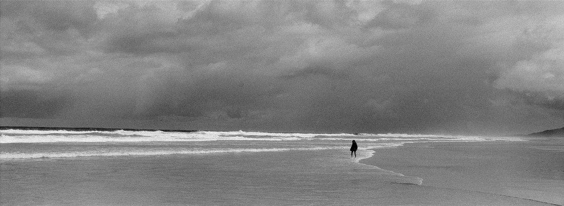 Treachery Beach, Lone Walker
