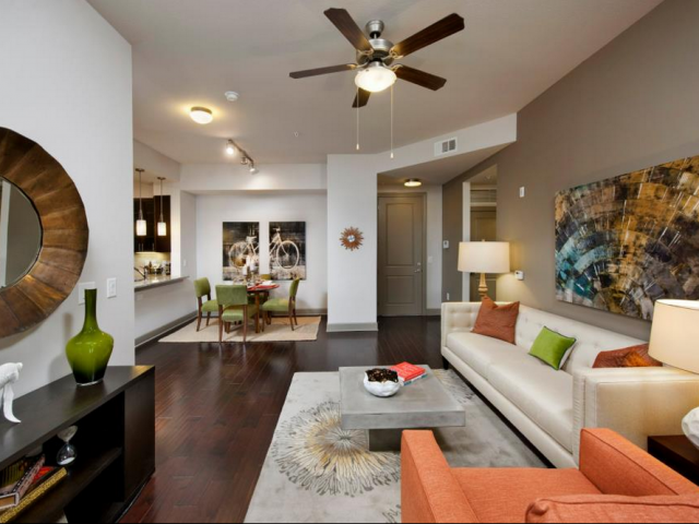 2 Bedroom Apartments in Atlanta   Open space living ...