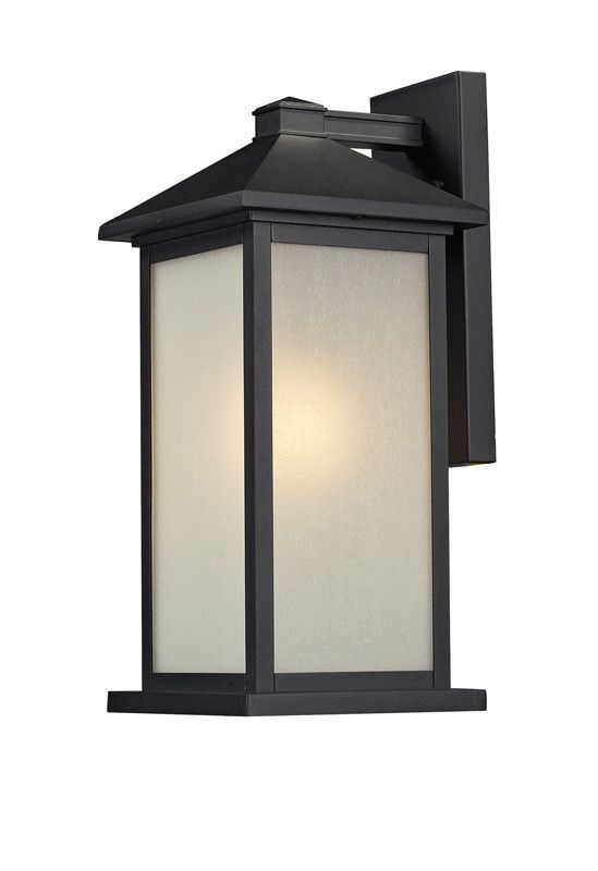 Z lite 547m bk vienna collection outdoor wall mount light wall vienna black outdoor wall mount light fixture overstock shopping big discounts on z lite wall lighting aloadofball Images