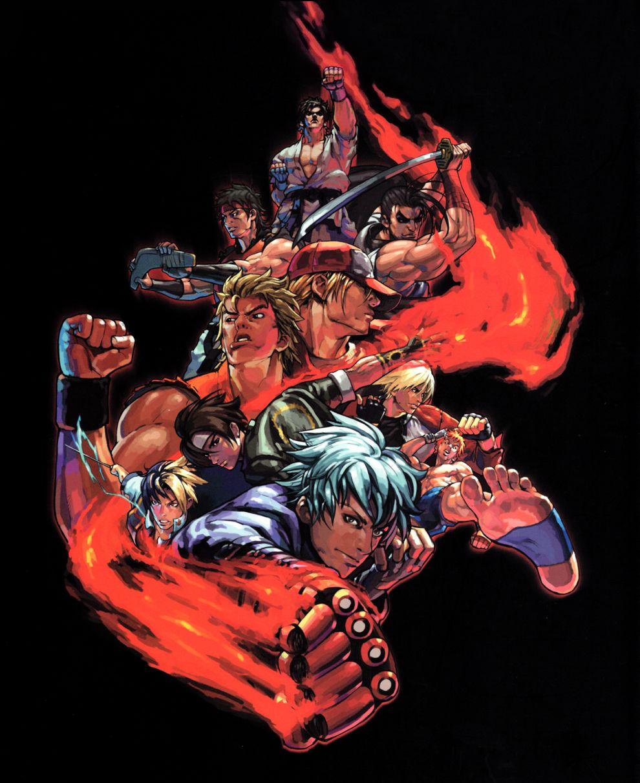Nicalis, Inc. on Anime fighting games, Anime, Fighting games