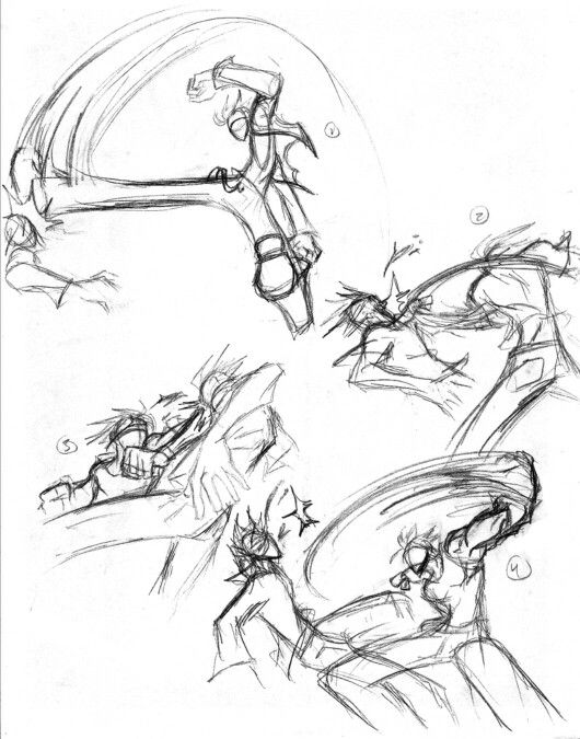 Pin By Jack Skellington On Art Anime Fight Fighting Drawing