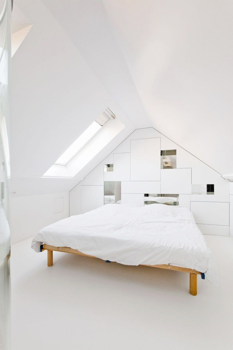White bedroom ideas tumblr -  Details About Bedroom Cool White Tumblr Attic Bedrooms With Wooden White Bedrooms Tumblr Teen Girl Bedroom Ideas