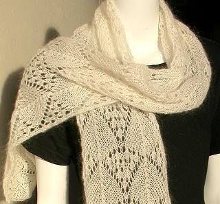 Crystal palace yarns free knit pattern lace scarf madeira crystal palace yarns free knit pattern lace scarf madeira cascade knit in crystal dt1010fo