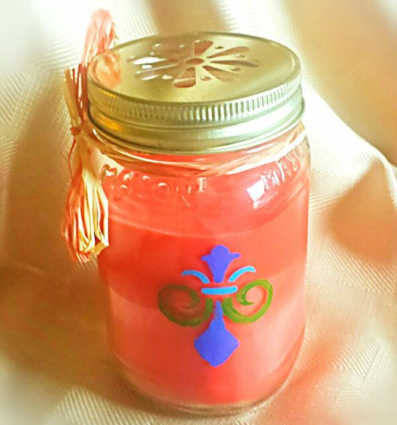 All natural 100% Pure Essential Oils Soy Candles at https://www.etsy.com/listing/229902200/16-oz-watermelon-candle-highly-scented