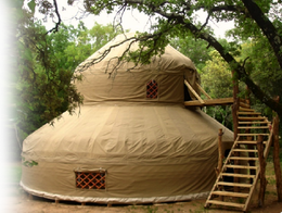 About Sources of Canvas/Synthetic Fabric Wall/Cabin Tents u0026 Living in Tents on a permanent basis. & Tent Palace   Yurts and Glamping   Pinterest   Tents Cabin tent ...