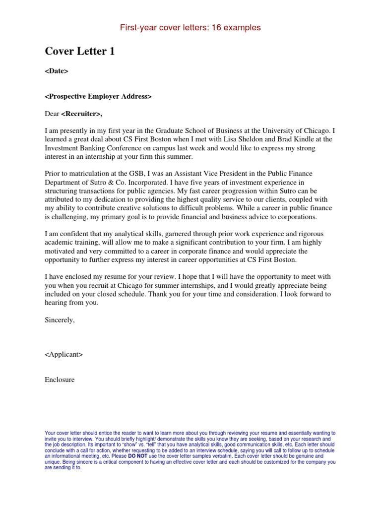 Cover Letter For Summer Internship Internship Cover Letters Exles  Home Decor  Pinterest