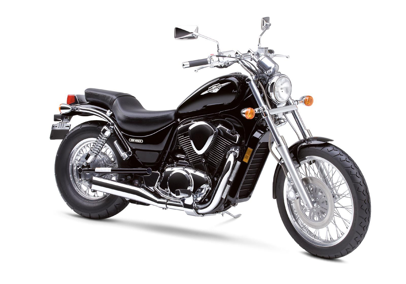 2008 Suzuki Boulevard S50 Suzuki Boulevard Suzuki Motorcycles For Sale