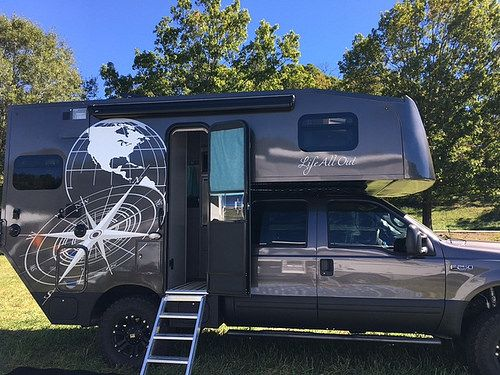 Photo Gallery Pop Up Truck Campers Overland Vehicles Truck Camper