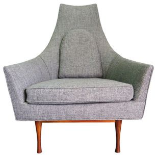 Midcentury Armchairs And Accent Chairs By One And Home Poltrona