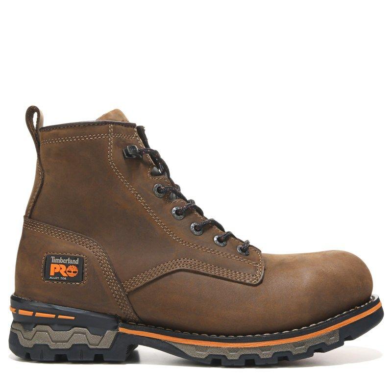 Timberland Pro Men's AG Boss Medium/Wide Alloy Safety Toe Waterproof Boot