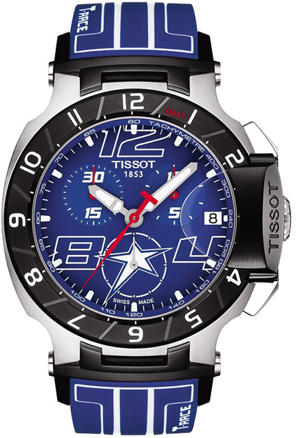 Tissot Watch T-Race Nicky Hayden Limited Edition #bezel-fixed #bracelet-strap-rubber #brand-tissot #case-depth-12-67mm #case-material-steel #case-width-45-3mm #chronograph-yes #date-yes #delivery-timescale-call-us #dial-colour-blue #gender-mens #limited-edition-yes #luxury #movement-quartz-battery #official-stockist-for-tissot-watches #packaging-tissot-watch-packaging #style-sports #subcat-t-sport #supplier-model-no-t0484172704700 #warranty-tissot-official-2-year-guarantee…