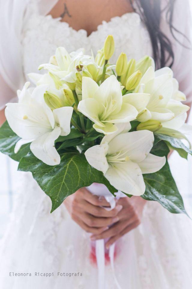 Bouquet di gigli!
