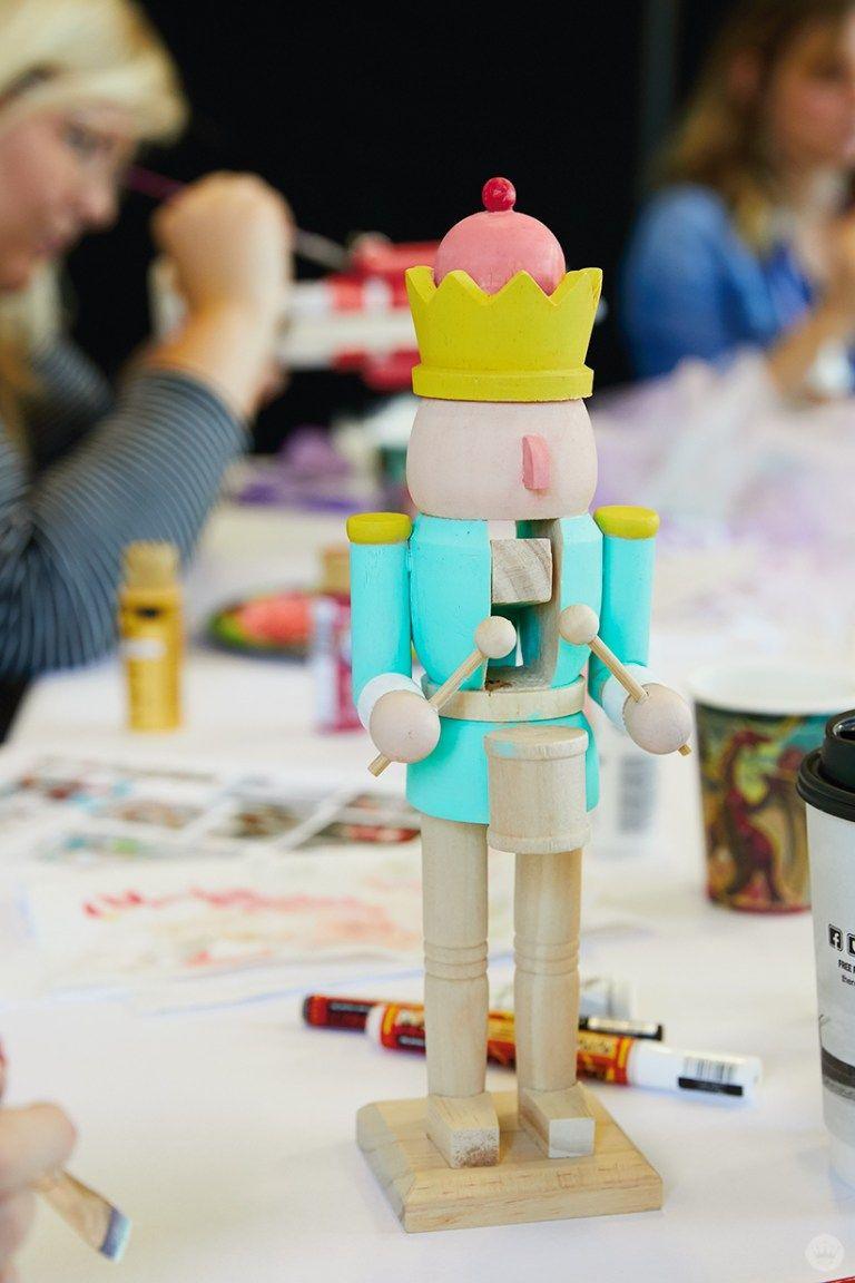 DIY nutcracker: Inspiration from an artists' workshop - Think.Make.Share.