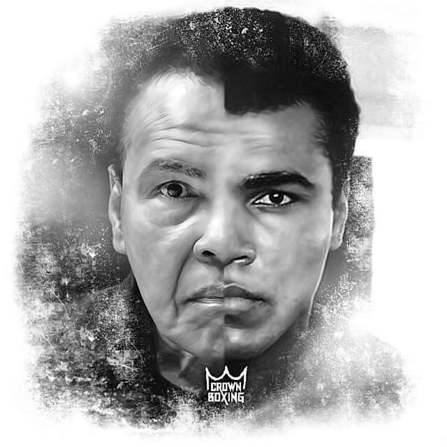 Beautiful :) Muhammad Ali