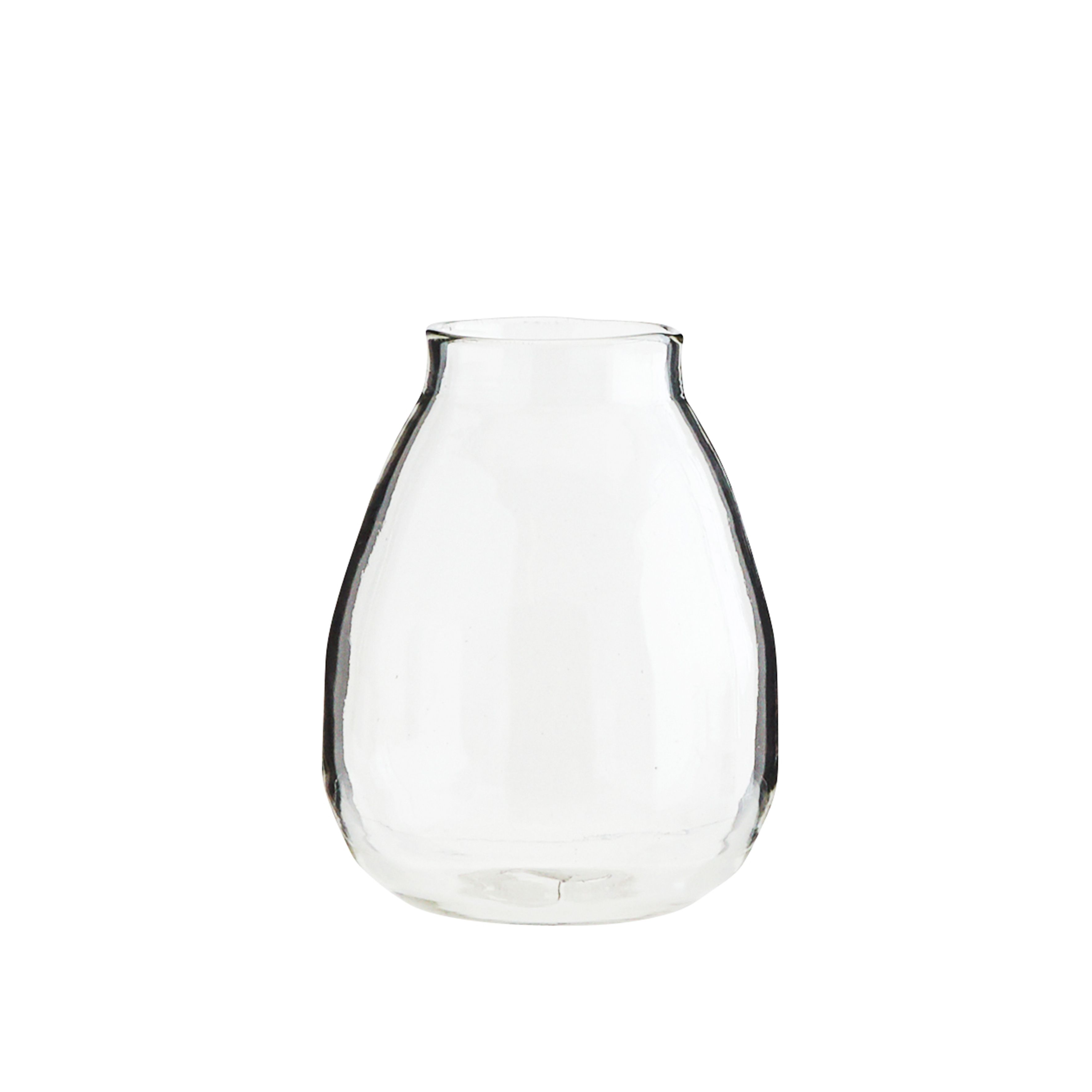 en the by vases blown craftsperson skilled ie glass vase kna cm ber a ikea mouth decoration products is art clear bowls