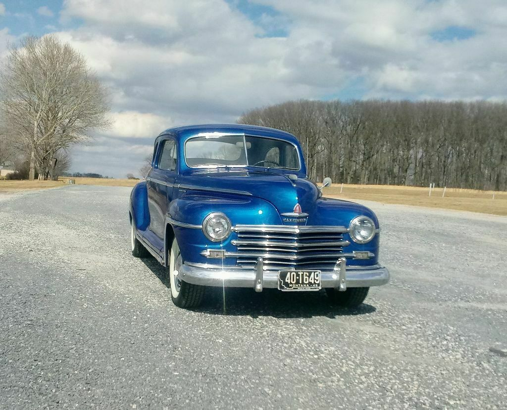 Details About 1948 Plymouth Other Collector Cars Cars Classic Cars
