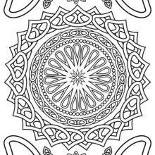 Páginas Para Colorir Para Adultos Coloring For Adults Mandala