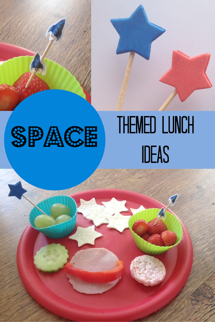Space Themed Lunch Ideas For Kids Space Food Kids Meals