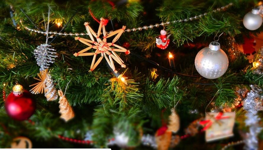 Unique christmas trees decoration ideas christmas 2017 wishes